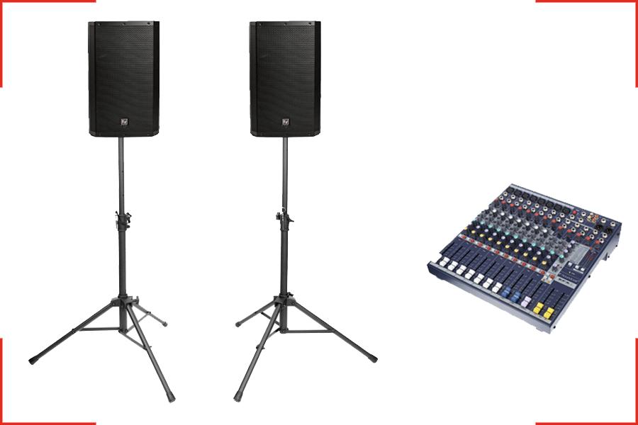 Audio Bundle Größe S