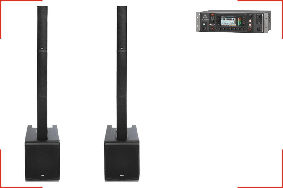 Audio Bundle Größe XS